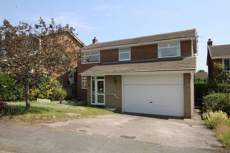 4 Bedrooms Detached House for sale in Daisybank Drive, Congleton, Cheshire, CW12