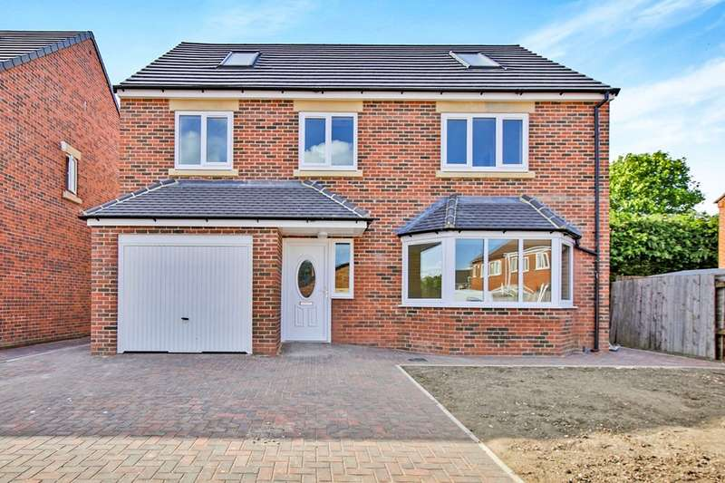 5 Bedrooms Detached House for sale in Cherry Blossom Mews, Newton Aycliffe, County Durham, DL5