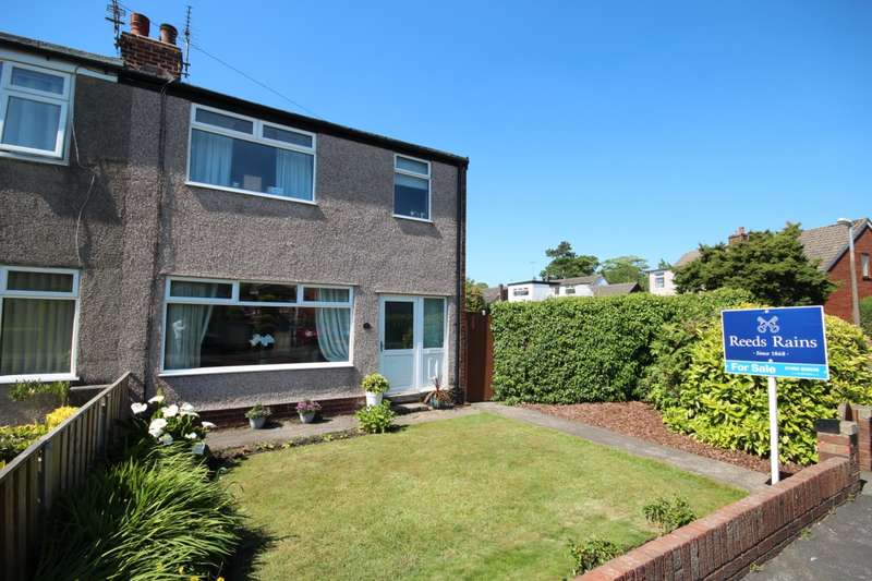 3 Bedrooms Semi Detached House for sale in Boyes Avenue, Catterall, Preston, PR3
