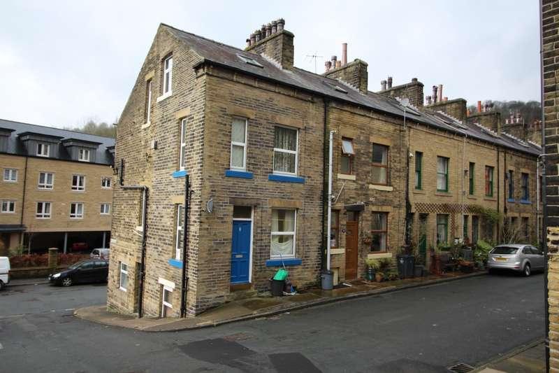 2 Bedrooms House for sale in Broughton Street, Hebden Bridge, West Yorkshire, HX7