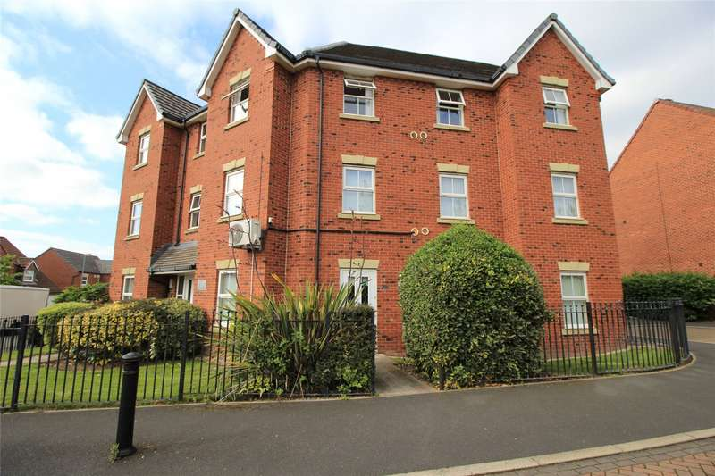 2 Bedrooms Apartment Flat for sale in Quins Croft, Leyland, PR25