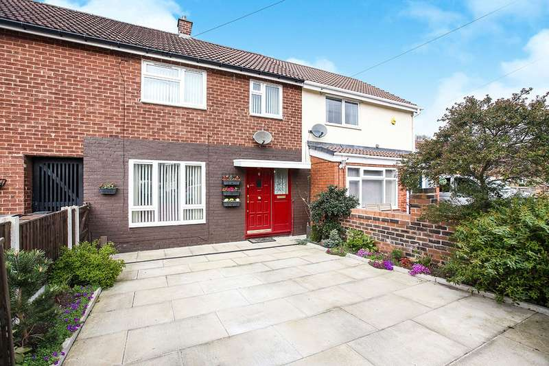 2 Bedrooms House for sale in Dartford Avenue, Brinnington, Stockport, Cheshire, SK5