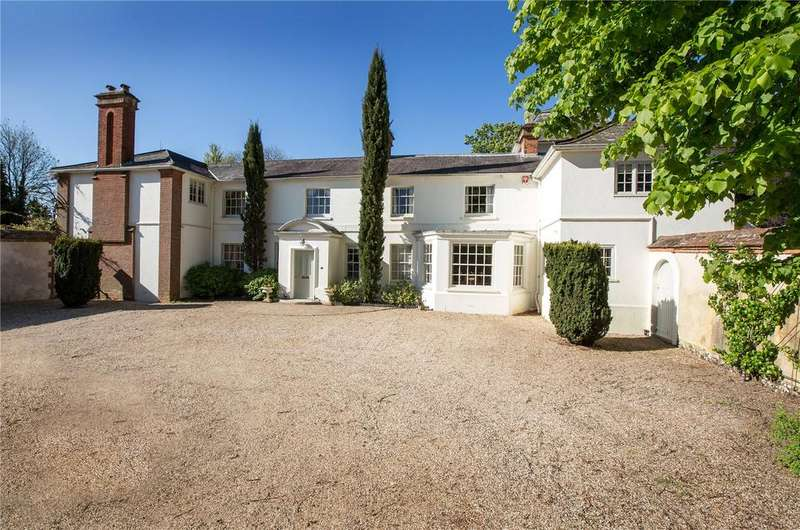 7 Bedrooms Detached House for sale in Hill Road, Oakley, Basingstoke, Hampshire