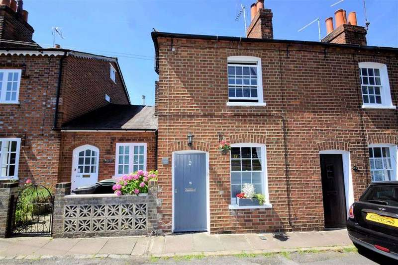 2 Bedrooms Terraced House for sale in Peppard Road, Emmer Green, Reading