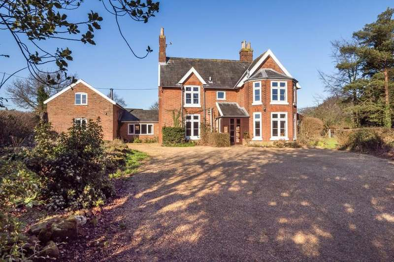 9 Bedrooms Manor House Character Property for sale in Cawston
