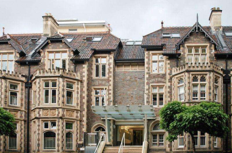2 Bedrooms Apartment Flat for sale in Elmdale Road, Clifton