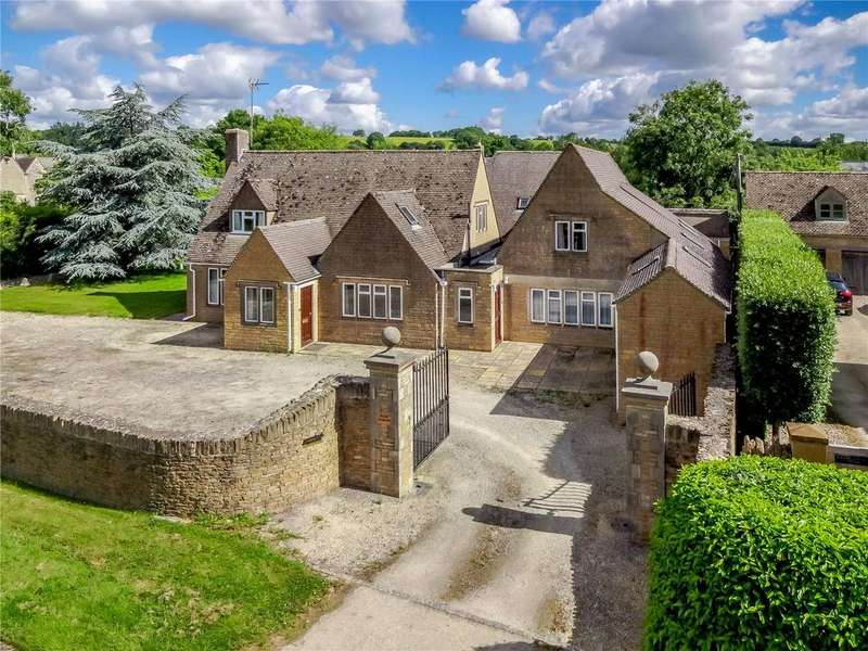 5 Bedrooms Detached House for sale in Redlands Row, Little Compton, Moreton-in-Marsh, Gloucestershire