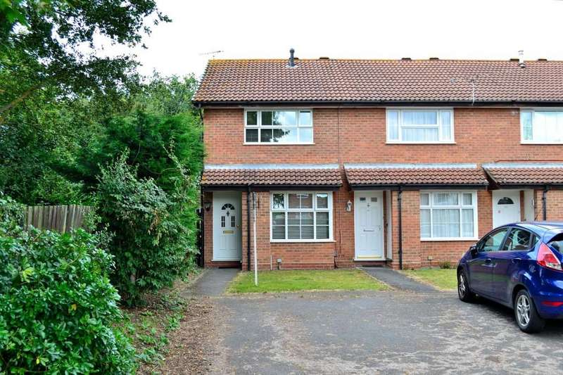 2 Bedrooms End Of Terrace House for sale in Fordham Way, Lower Earley, Reading, Berkshire