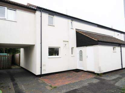 3 Bedrooms Terraced House for sale in Honeyhill, Paston, Peterborough, Cambridgeshire