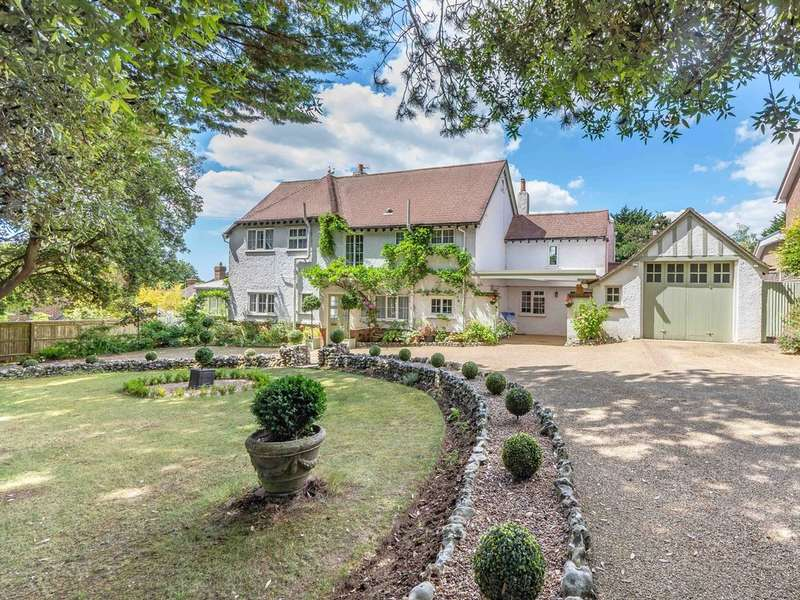 4 Bedrooms Cottage House for sale in Salvington Hill, High Salvington
