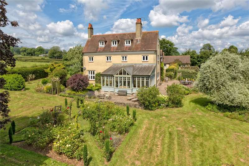 6 Bedrooms Detached House for sale in Batchmore, Cleobury North, Bridgnorth, Shropshire, WV16