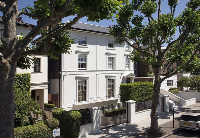 6 Bedrooms Detached House for sale in Hamilton Terrace, London
