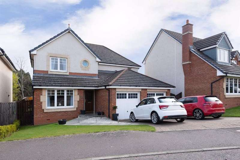 4 Bedrooms Detached House for sale in George Govan Road, Cupar, Fife