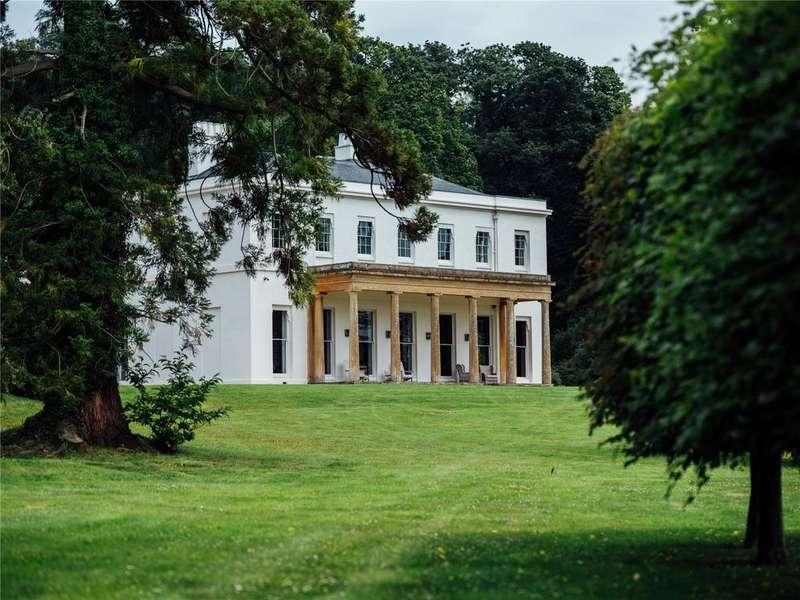 10 Bedrooms Detached House for sale in Ledbury, Herefordshire, HR8