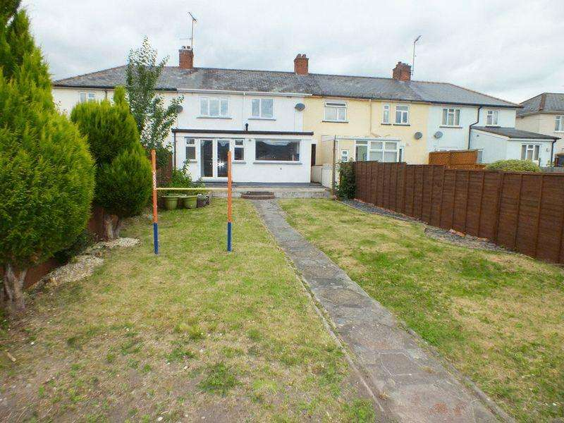 3 Bedrooms Terraced House for sale in Park Crescent, Abergavenny