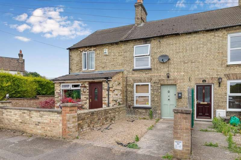 2 Bedrooms Terraced House for sale in Hospital Road, Arlesey, Beds SG15 6RH