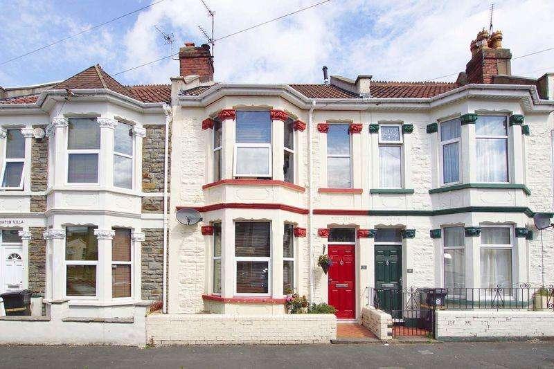 4 Bedrooms Terraced House for sale in George Street Redfield BS5 9DJ