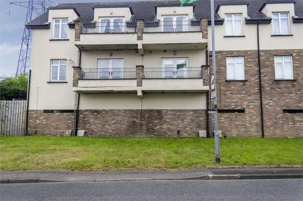 2 Bedrooms Flat for sale in Tamneymore Close, Londonderry, Londonderry