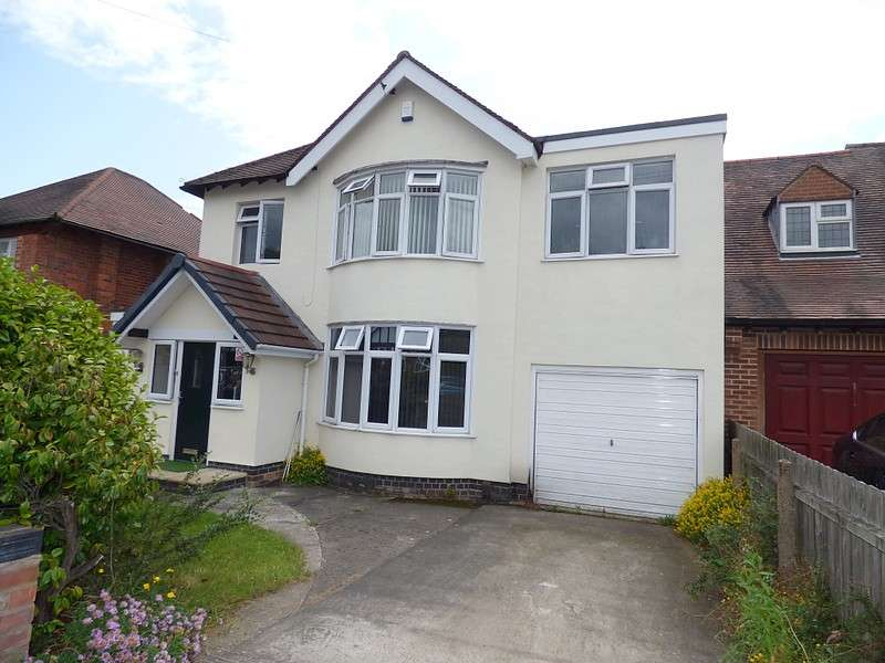4 Bedrooms Detached House for rent in Ridsdale Road, Nottingham