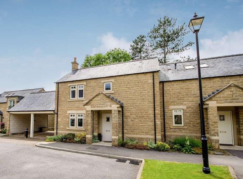 2 Bedrooms Cottage House for sale in St Elphins Park, Darley Dale