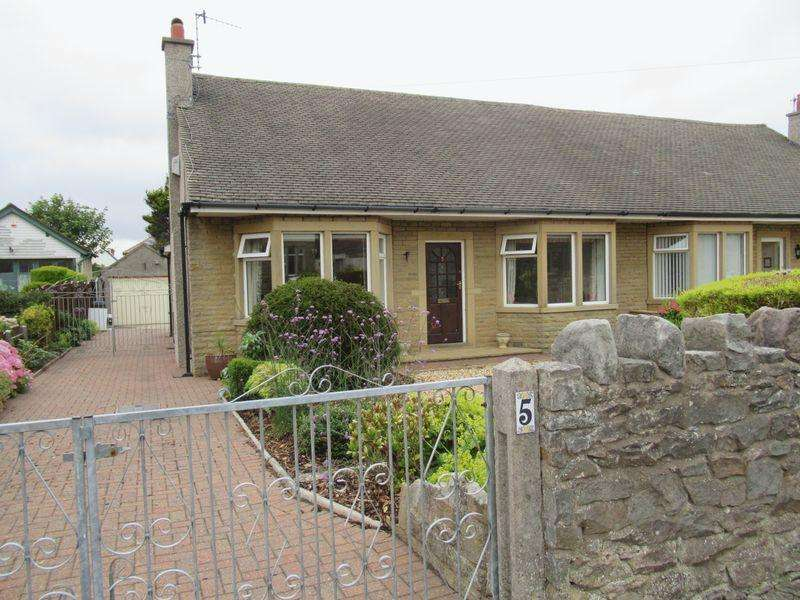 2 Bedrooms Semi Detached Bungalow for rent in Heysham Avenue, Morecambe