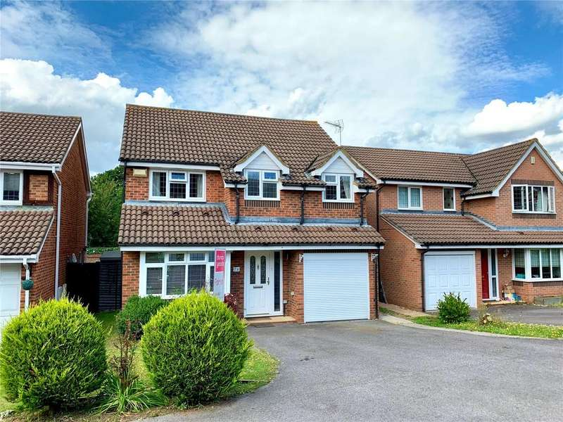 4 Bedrooms Detached House for sale in Cressida Chase, Warfield, Berkshire, RG42