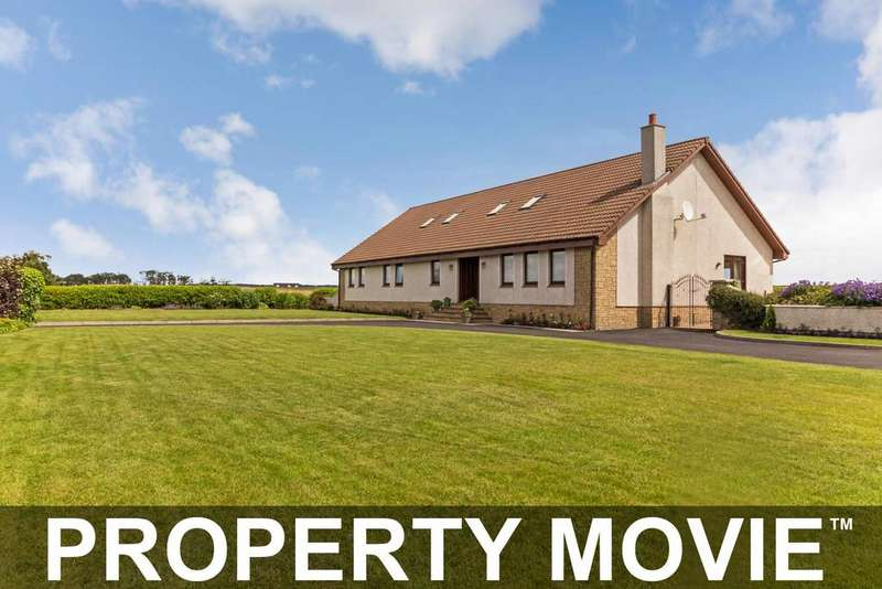 5 Bedrooms Detached House for sale in Taupo, Edinburgh Road, Braehead