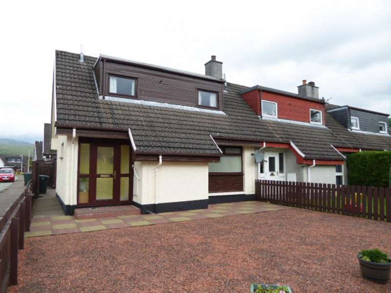 2 Bedrooms End Of Terrace House for sale in 34 Castle Drive