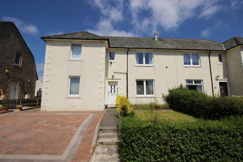 2 Bedrooms Flat for sale in 13 McKenzie Avenue, Clydebank, G81 2AT