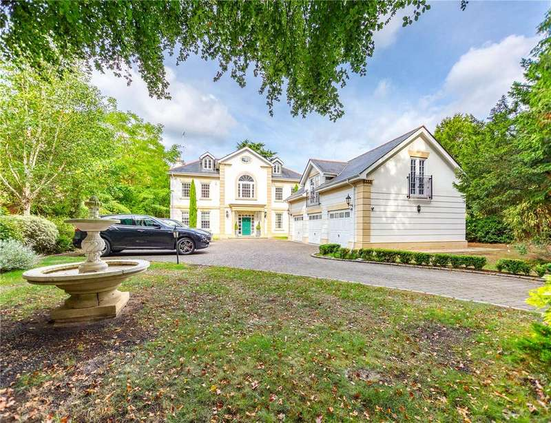 8 Bedrooms Detached House for sale in Friary Road, Ascot, Berkshire, SL5