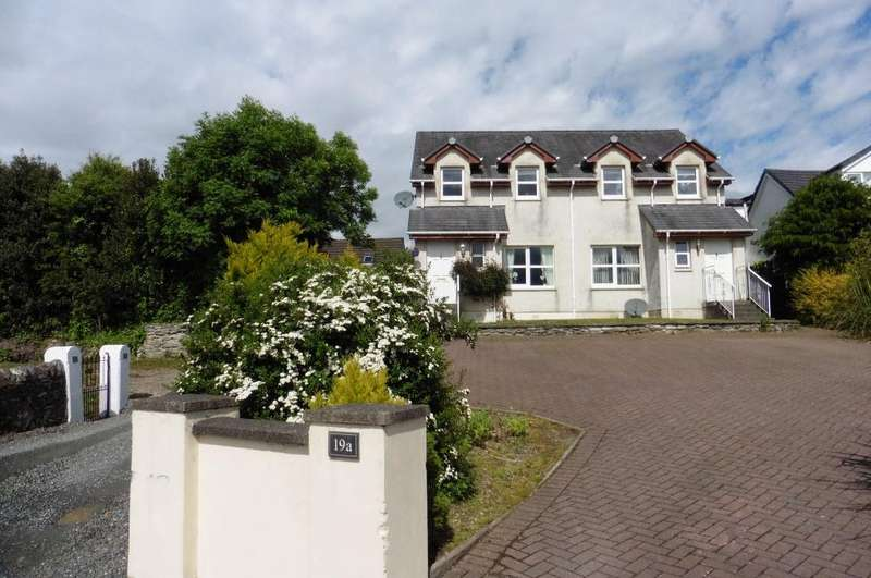 3 Bedrooms Semi-detached Villa House for sale in 19a Milton Rd, Dunoon, PA23 8AS