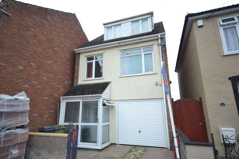 3 Bedrooms Detached House for sale in New Queen Street, Kingswood, Bristol