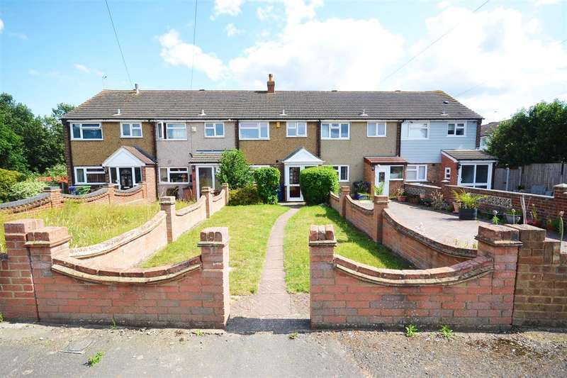 3 Bedrooms Terraced House for sale in Linley Close, East Tilbury Village