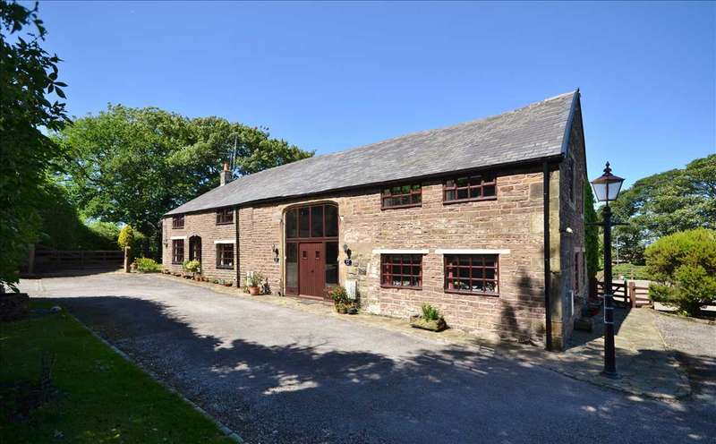7 Bedrooms Detached House for sale in Triggs Farm & Triggs End, Fishwick Lane, Higher Wheelton, Chorley