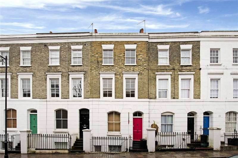 2 Bedrooms Flat for sale in St Peters Street, Angel, Islington