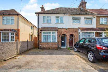 3 Bedrooms End Of Terrace House for sale in Kelmscott Close, Watford, Hertfordshire, .