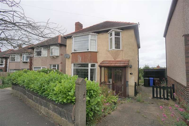 3 Bedrooms Detached House for sale in Westwick Crescent, Beaucheif, Sheffield , S8 7DH
