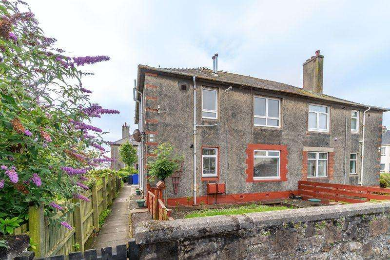 2 Bedrooms Flat for sale in 14 Seaforth Road, Ayr KA8 9BX