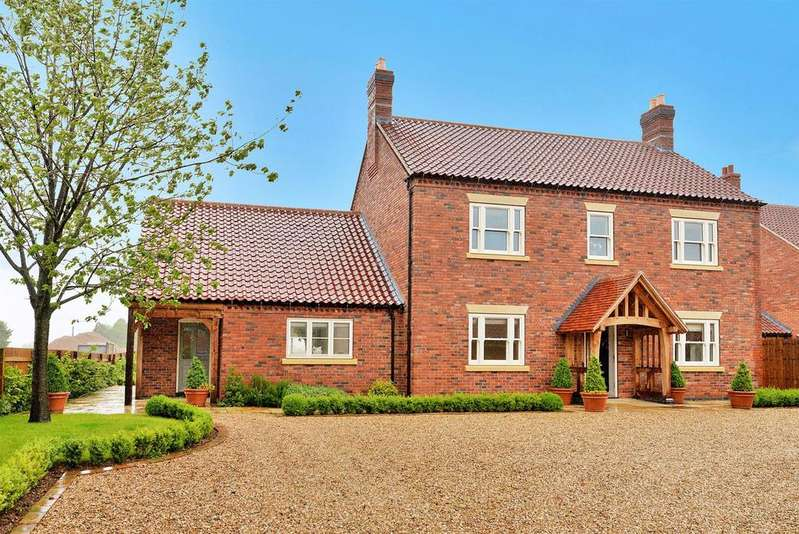6 Bedrooms Detached House for sale in Thoroton, Nottingham