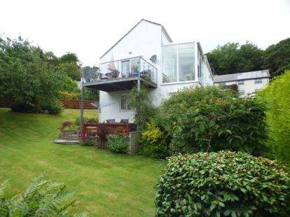 4 Bedrooms Detached House for sale in The Orchard, Menai Bridge, Anglesey, North Wales, LL59