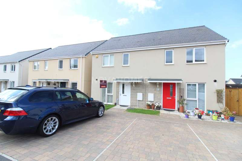 3 Bedrooms Semi Detached House for sale in Foliot Road, North Prospect, PL2 2RZ