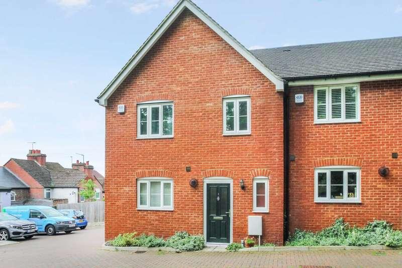 3 Bedrooms End Of Terrace House for sale in Honeypot Close, Hemel Hempstead