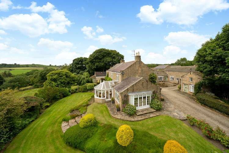 5 Bedrooms Detached House for sale in Warsill , Harrogate