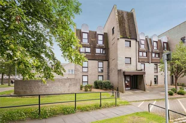 2 Bedrooms Flat for sale in 112 Gerrard Street, Aberdeen
