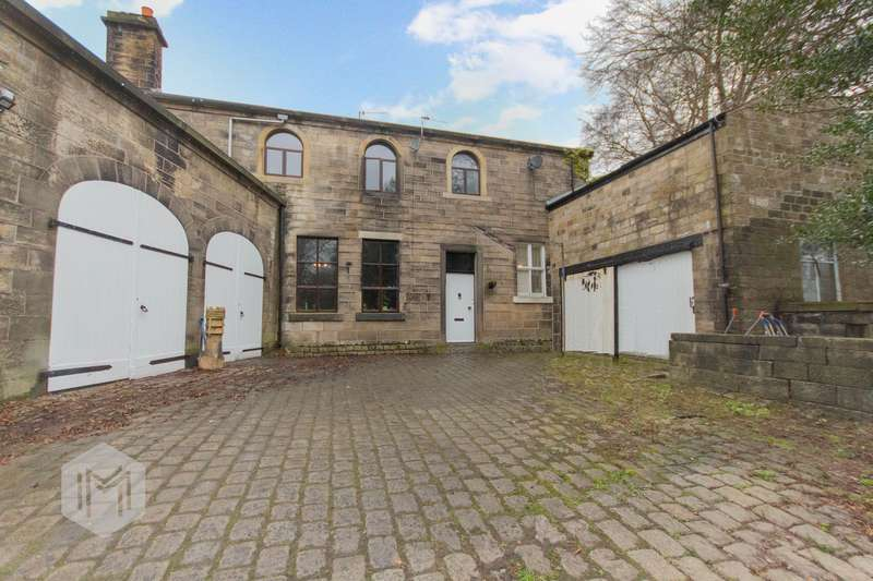 3 Bedrooms Semi Detached House for sale in East View, Ramsbottom, Bury, BL0