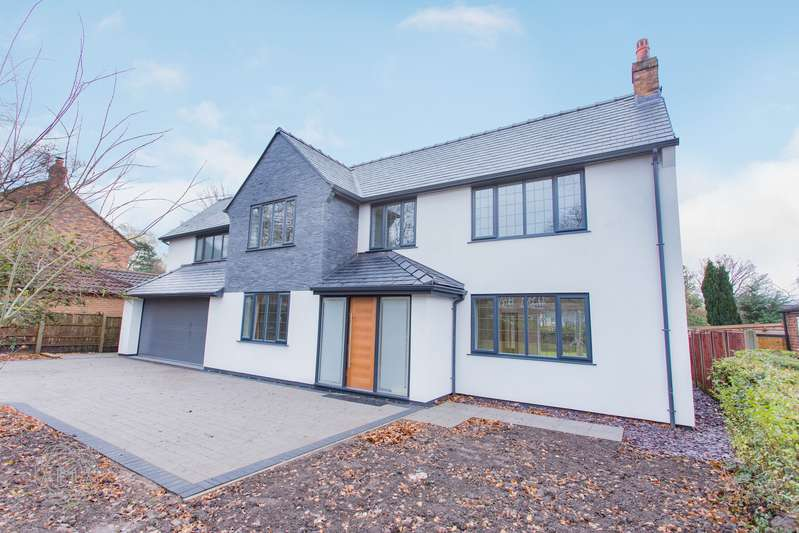 5 Bedrooms Detached House for sale in Common Lane, Culcheth, Warrington, WA3