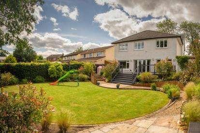 5 Bedrooms Detached House for sale in Sandholes Road, Brookfield