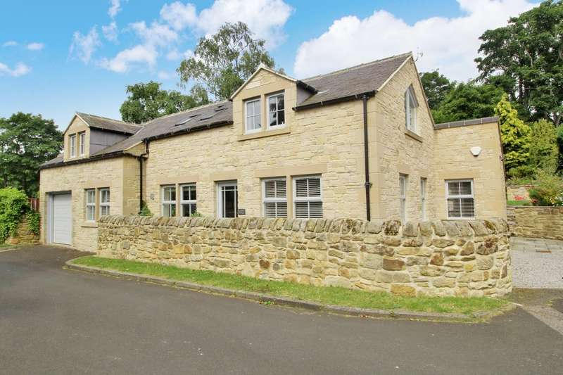 2 Bedrooms Detached House for sale in Newton Hall, Stocksfield