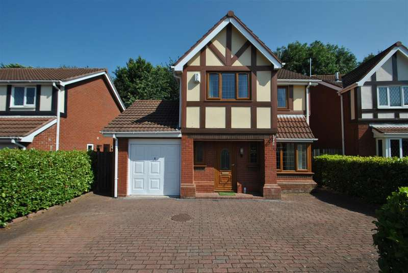 3 Bedrooms Detached House for sale in Bayswater Close, SANDYMOOR, WA7