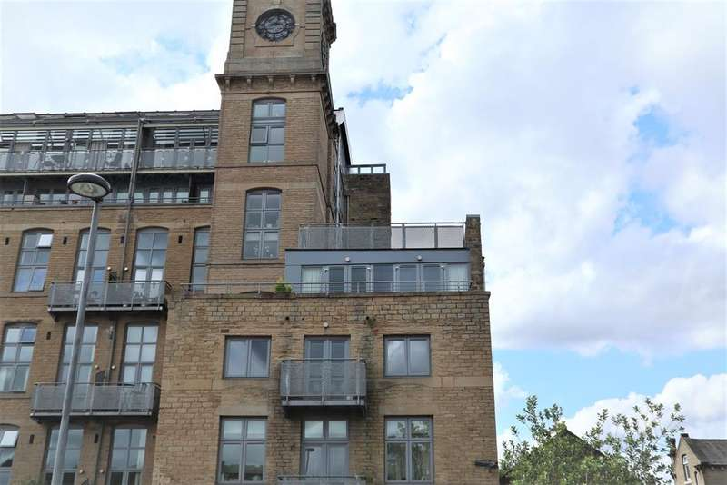 3 Bedrooms Flat for sale in Valley Mill, Park Road, Elland. HX5 9GY